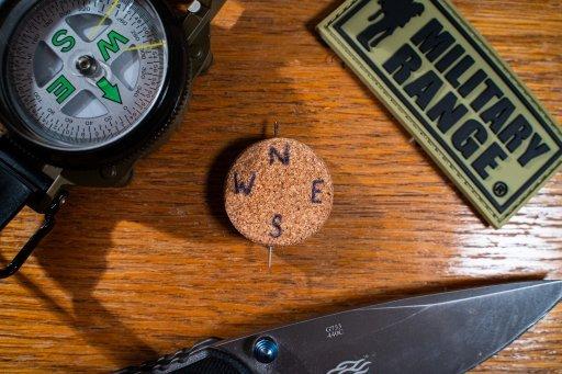 blog - Jak vyrobit kompas?