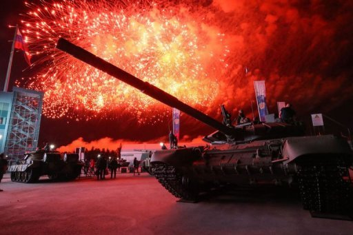 blog - Ruské armádní hry 2020